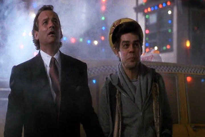 The Linson Company - Scrooged - 1995